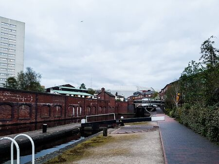 A lot of waterwys are in Birmingham and createing a big canal network.