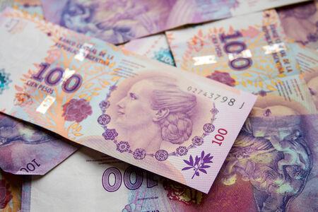 peron: Argentine Pesos
