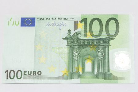 € 100 note