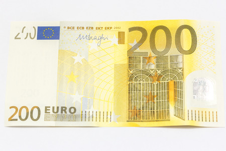 200 euro note germany
