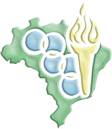 deportes olimpicos: Juegos Ol�mpicos de R�o 2016 Brasil Editorial