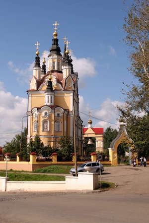 Church of the Resurrection in Tomsk
