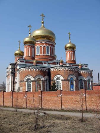 Znamensky Orthodox Convent, Barnaul