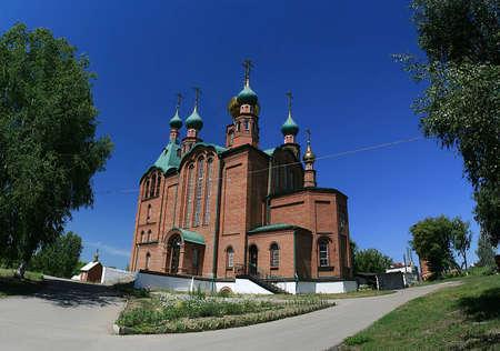 St  George s Church in Novoaltajsk