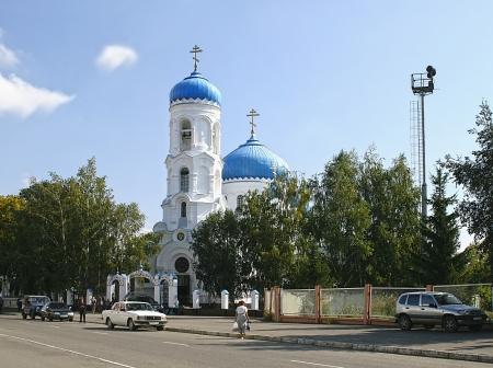 Assumption Cathedral in Biysk