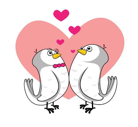 romantic: dove romantic couple