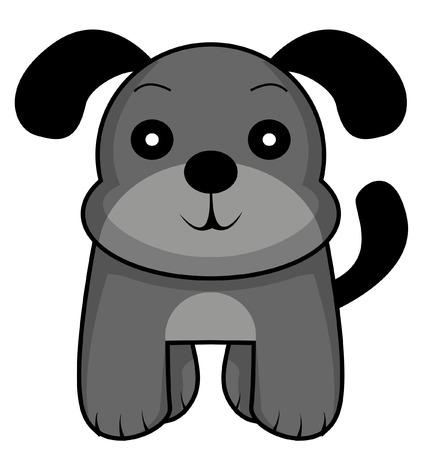 perro caricatura: perro