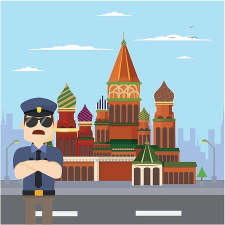 moscow: police in moscow