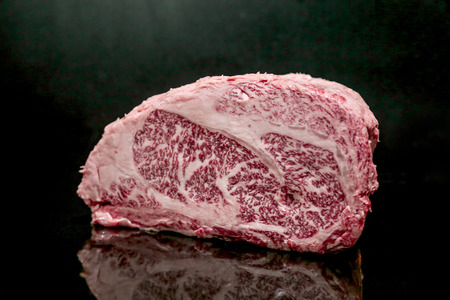 Fresh Raw Beef at the Butchery