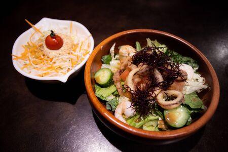 Stock Photo - 2 different fresh salad 写真素材