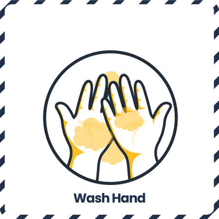Wash Hand, Safety Protocol for virus