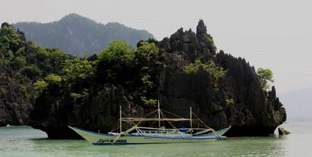 palawan: Isla de Palawan Filipinas