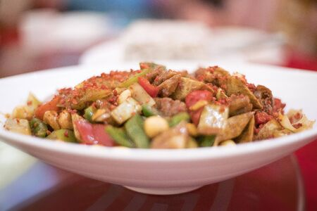 Vegetarian in Chinese cuisine