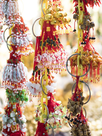 Chinese street ornaments