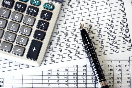 calculations photo