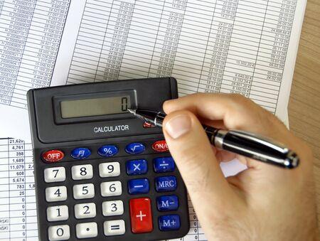 Accounting Stock Photo - 4421309