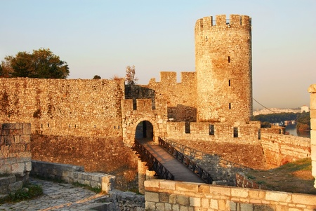 Belgrade fortress gate Stock Photo - 10934614