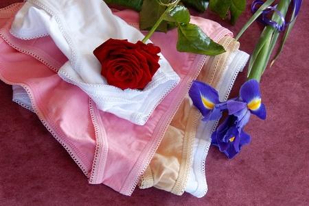 cotton panties: Ropa interior de algod�n