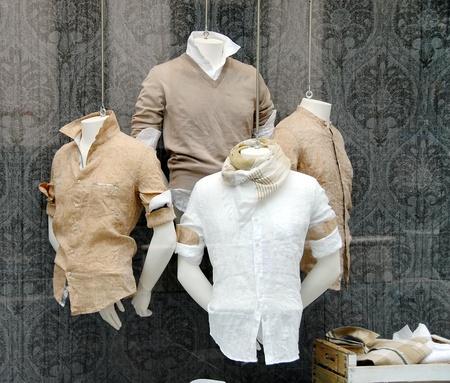various fashionable men