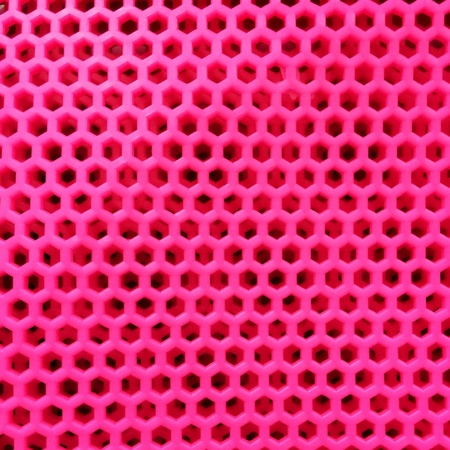 pink honeycomb texture  Stock Photo