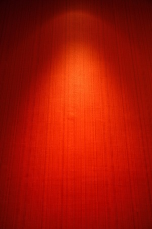 canvas: abstract red background Stock Photo