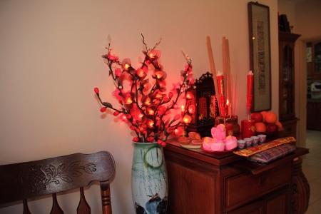 chinese ancestor altar