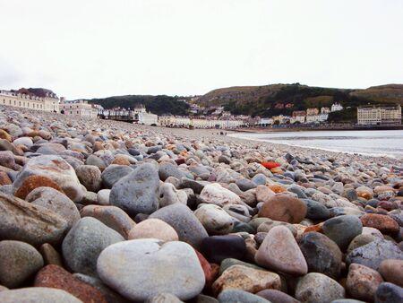 welsh seaside town of llandudno