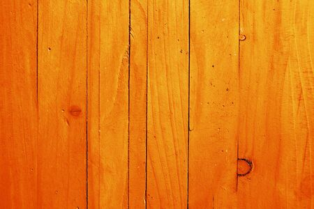 Orange wooden background Stock Photo - 13825868
