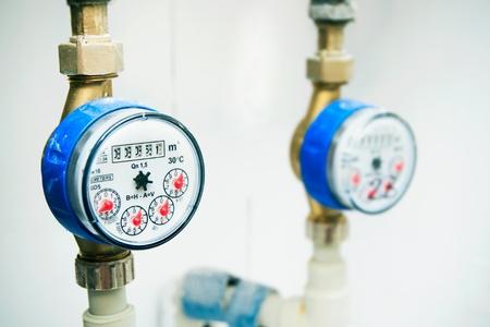 Sanitary equipment  Meters of the water