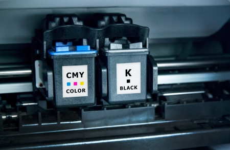 Computer printer ink cartridges