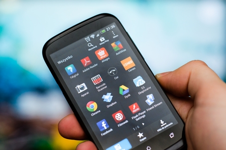 android: Multiple android application with polish interface Editorial