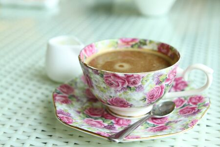 tea time: high tea