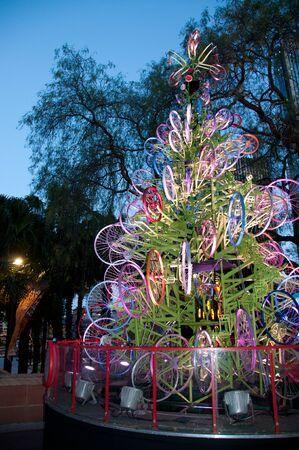 creativ: creativ christmastree Editorial