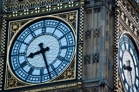 clocktower: Big Ben Stock Photo