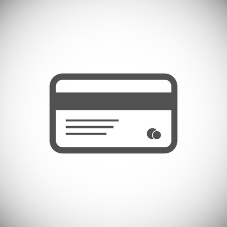 transact: card icon, vector best flat icon EPS