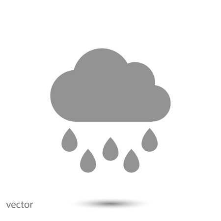 weather vector icon, vector best flat icon, EPS Illustration