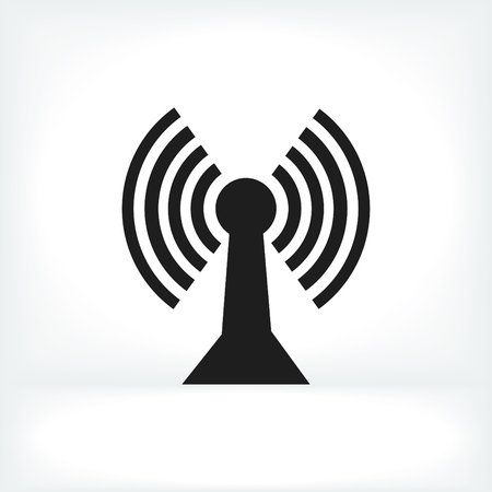 telegraph: comunication icon, vector best flat icon,