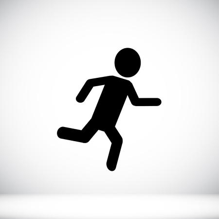running: Running icon