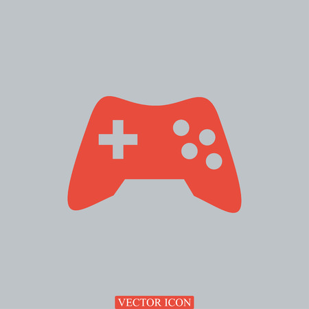 game icon, vector best flat icon Illustration