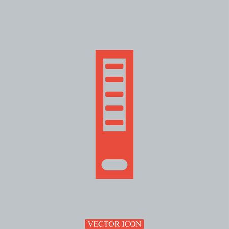 best book: book web icon, vector best flat icon
