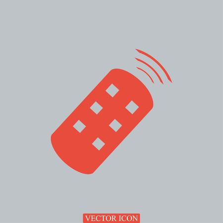 remote control icon, vector best flat icon
