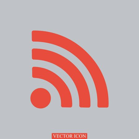 podcast icon, vector best flat icon Illustration