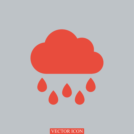 weather vector icon, vector best flat icon Illustration