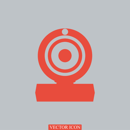 journalistic: camera icon, vector best flat icon