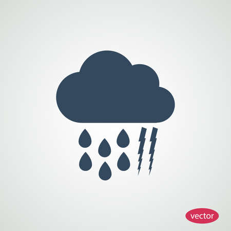weather, cloud icon
