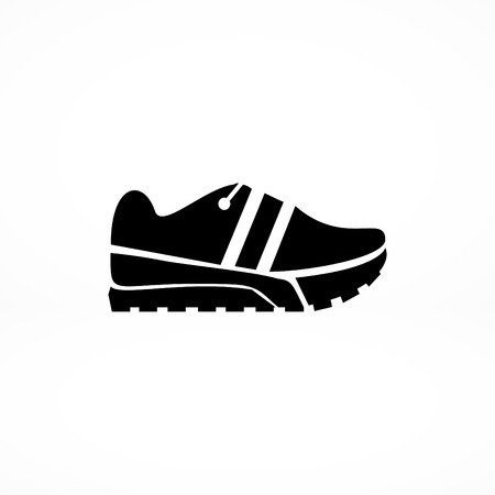 running shoe: Running shoe icon