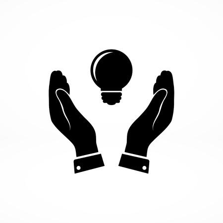 電球アイコンの絵文字 写真素材 - 62144495