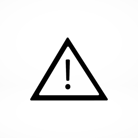 obey: warning road sign icon