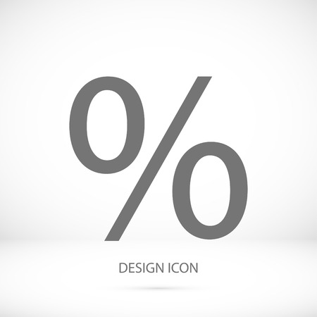 pracent vector icon, vector best flat icon