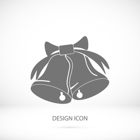 bells icon, vector best flat icon